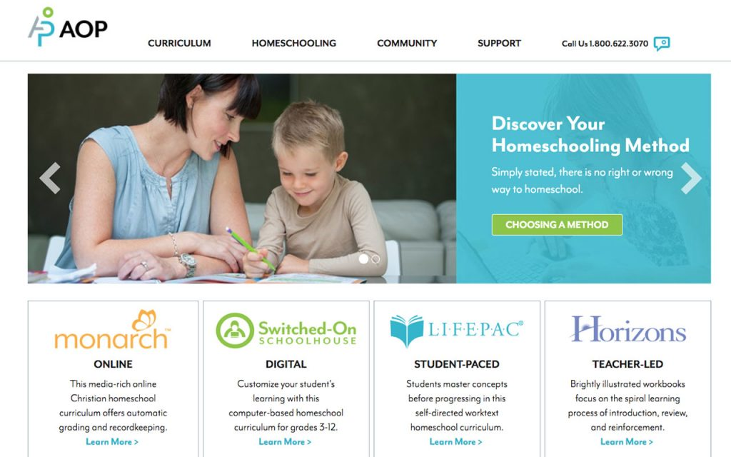 AOP: Online Resource for Unschooling