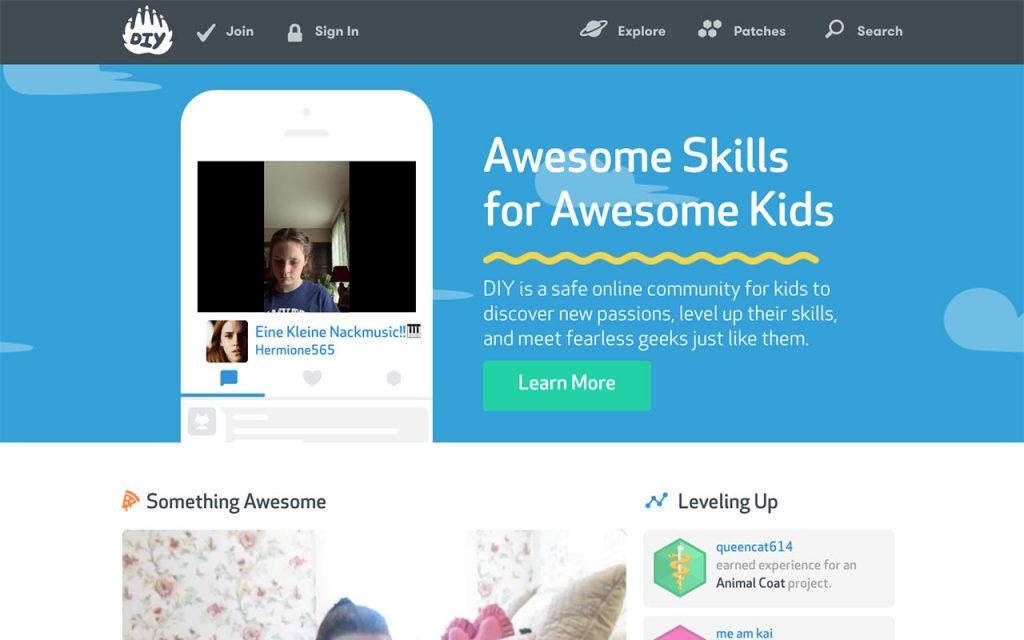 DIY: Online Resource for Unschooling