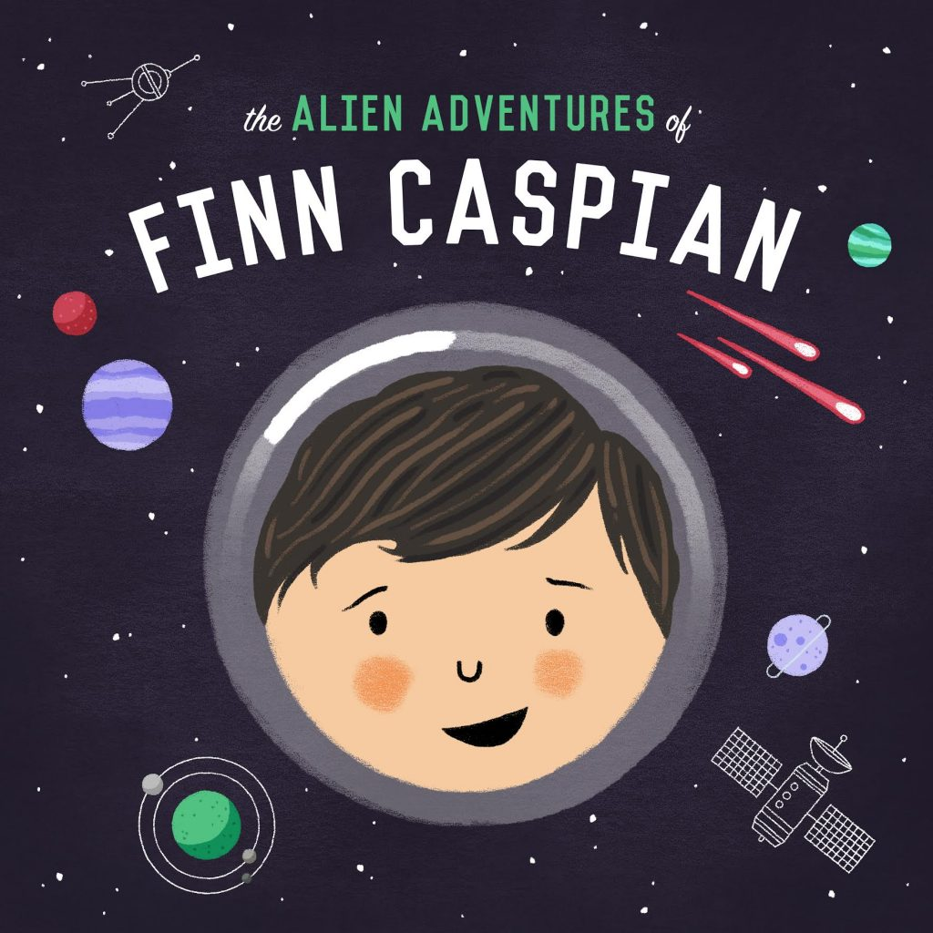 Aliean Adventures of Finn Caspian: Educational Podcasts for Kids, Perfect for Unschooling
