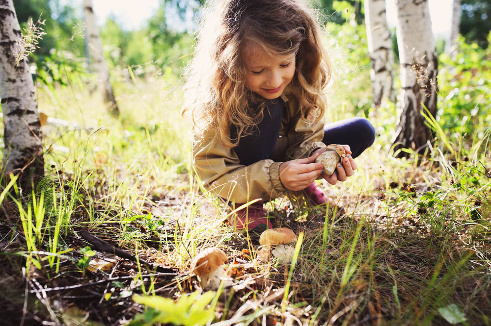 Unschooling Outdoors: Forests and Trails